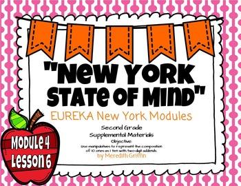 CC EUREKA MATH 2nd Grade Module 4 Lesson 6  PowerPoint Sli