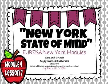 EUREKA MATH 2nd Grade Module 4 Lesson 7  PowerPoint Slides