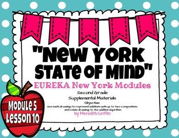 EUREKA MATH 2nd Grade Module 5 Lesson 10 Slideshow Supplemental Materials 2015