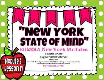 EUREKA MATH 2nd Grade Module 5 Lesson 11 Slideshow Supplem