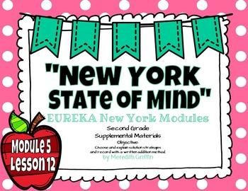 EUREKA MATH 2nd Grade Module 5 Lesson 12 Slideshow Supplem