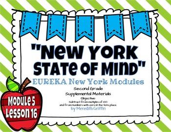 EUREKA MATH 2nd Grade Module 5 Lesson 16 Slideshow Supplem