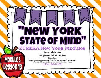 EUREKA MATH 2nd Grade Module 5 Lesson 18 Slideshow Supplemental Materials 2015