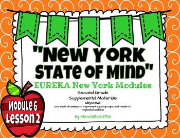 EUREKA MATH 2nd Grade Module 6 Lesson 2 Slideshow Supplemental Materials 2015