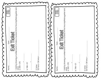 EUREKA MATH 2nd Grade Module 5 Lesson 5 Slideshow Supplemental Materials 2015