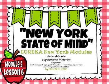 EUREKA MATH 2nd Grade Module 5 Lesson 6  PowerPoint Slideshow
