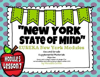 EUREKA MATH 2nd Grade Module 5 Lesson 7 Slideshow Suppleme