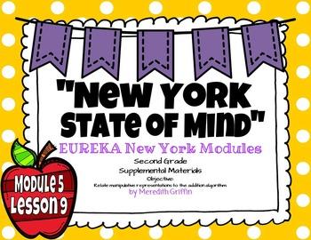 EUREKA MATH 2nd Grade Module 5 Lesson 9 Slideshow Supplemental Materials 2015