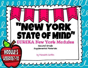EUREKA MATH 2nd Grade Module 5 Lessons 1-10 BUNDLE Slideshow Materials 2015