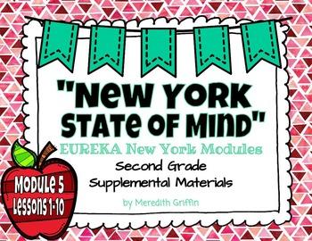 EUREKA MATH 2nd Grade Module 5 Lessons 1-10 BUNDLE Slideshows 2015