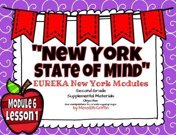 EUREKA MATH 2nd Grade Module 6 Lesson 1 Slideshow Supplemental Materials 2015