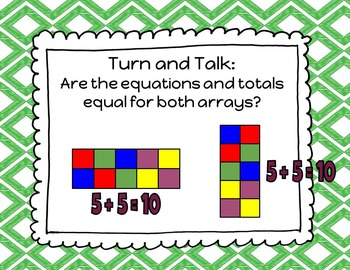 EUREKA MATH 2nd Grade Module 6 Lesson 10 Slideshow Supplemental Materials 2015
