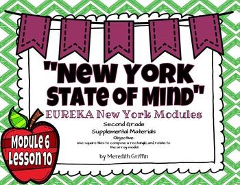 EUREKA MATH 2nd Grade Module 6 Lesson 10 Slideshow Supplem