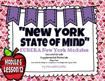 EUREKA MATH 2nd Grade Module 6 Lesson 12 Slideshow Supplemental Materials 2015