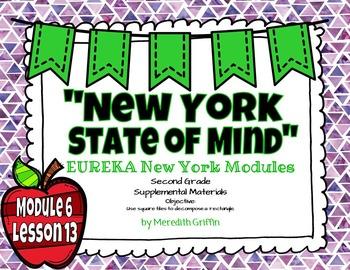 EUREKA MATH 2nd Grade Module 6 Lesson 13 Slideshow Supplemental Materials 2015