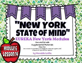 EUREKA MATH 2nd Grade Module 6 Lesson 14 Slideshow ARRAYS 2015