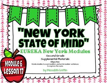 EUREKA MATH 2nd Grade Module 6 Lesson 17 Slideshow Supplem