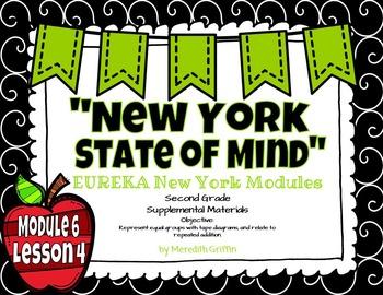EUREKA MATH 2nd Grade Module 6 Lesson 4 Slideshow Supplemental Materials 2015
