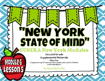 EUREKA MATH 2nd Grade Module 6 Lesson 5 Slideshow Suppleme