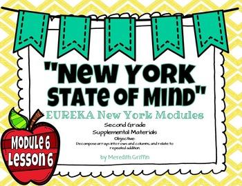 EUREKA MATH 2nd Grade Module 6 Lesson 6 Slideshow Supplemental Materials 2015