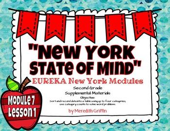 EUREKA MATH 2nd Grade Module 7 Lesson 1 Slideshow 2015 GRAPHS