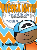EUREKA MATH 2nd Grade Spiral Review Homework Sheets Module