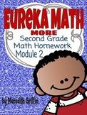 EUREKA MATH 2nd Grade MORE Homework Module 2 Lessons 1-5 6 8 10   MD.1 MD.3