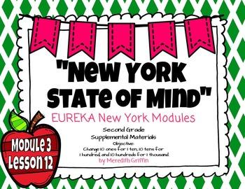 EUREKA MATH 2nd Grade Module 3 Lesson 12  Slideshow Place Value