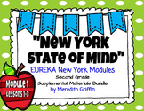 UPDATED! EUREKA MATH 2nd Grade Module 1 Lessons 1-8 Slideshow BUNDLE 2015