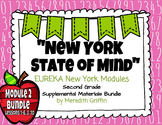 EUREKA MATH 2nd Grade Module 2 Lessons 1-6, 8, 10  Slideshow BUNDLE 2014 Version
