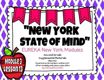 EUREKA MATH 2nd Grade Module 3 Lesson 13  Slideshow PowerPoint Place Value 2015