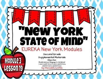 EUREKA MATH 2nd Grade Module 3 Lesson 19  PowerPoint Slideshow  Place Value 2015