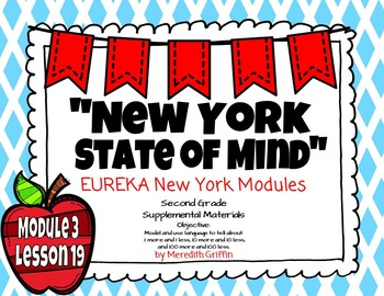 EUREKA MATH 2nd Grade Module 3 Lesson 19  PowerPoint Slide