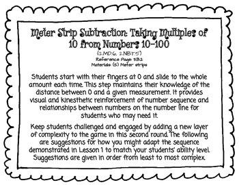 EUREKA MATH 2nd Grade Module 3 Lesson 2 Slideshow Lessons  Common Core
