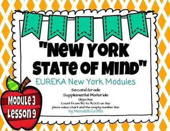 EUREKA MATH 2nd Grade Module 3 Lessons 9  2015 Version Place Value