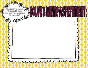 A EUREKA MATH  2nd Grade Module 4 Lesson 5 PowerPoint Slideshow  2015