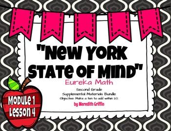 UPDATED! EUREKA MATH 2nd grade NY ENGAGE Module 1 Lesson 4 Slideshow 2015