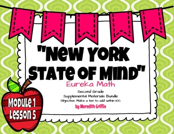 UPDATED! EUREKA MATH 2nd grade NY ENGAGE Module 1 Lesson 5 Slideshow 2015