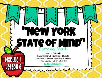 UPDATED! EUREKA MATH 2nd grade NY ENGAGE Module 1 Lesson 6 Slideshow 2015