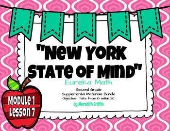 UPDATED! EUREKA MATH 2nd grade NY ENGAGE Module 1 Lesson 7 Slideshow 2015