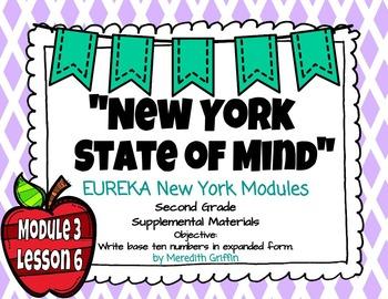 EUREKA MATH 2nd Grade NY  Module 3 Lesson 6 Slideshow Supp