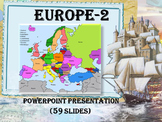 Europe - Spain - Portugal - Malta - Vatican City - Poland - Russia - PowerPoint