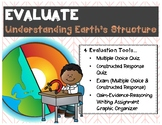 Earth's Layers -- Assessment Bundle (NGSS-HS-ESS2-3)