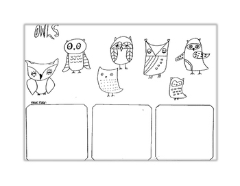 EVEN MORE 5 Drawing Lessons NO PREP Ice Breaker 10 minute Activity Story Warmups