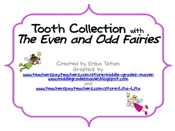 EVEN and ODD with the Tooth Fairies-Read the Room and More!!!