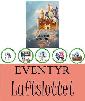 EVENTYR: Luftslottet (NORSK BM)