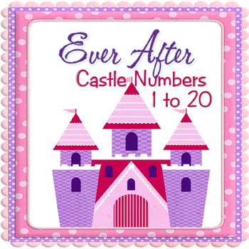 EVER AFTER CASTLE COUNT TO 20
