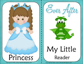 EVER AFTER MY LITTLE READER
