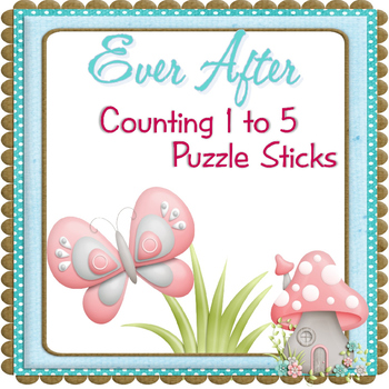 EVER AFTER PUZZLE STICKS