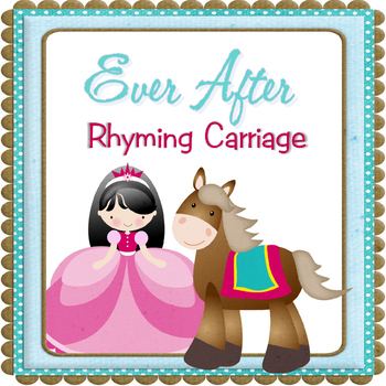 EVER AFTER RHYMING CARRIAGE